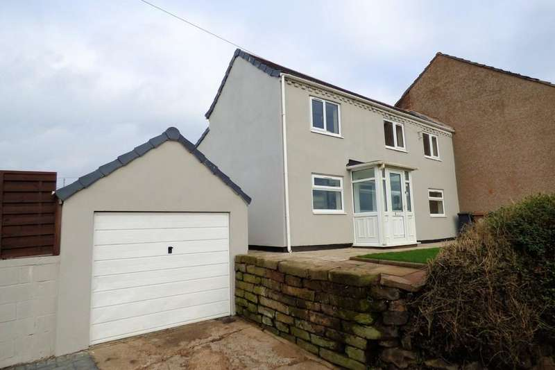 3 Bedrooms Semi Detached House for sale in Woodland Road, Stanton