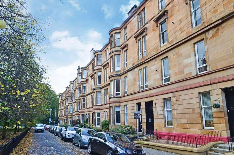 4 Bedrooms Flat for sale in Woodlands Drive, Flat 3/3, Woodlands, Glasgow, G4 9DW