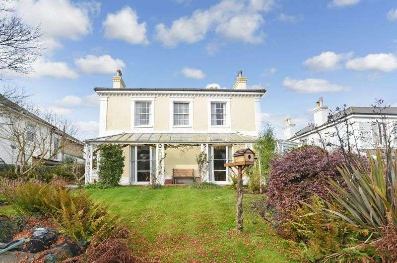 5 Bedrooms Property for sale in Coombeshead Road, Newton Abbot