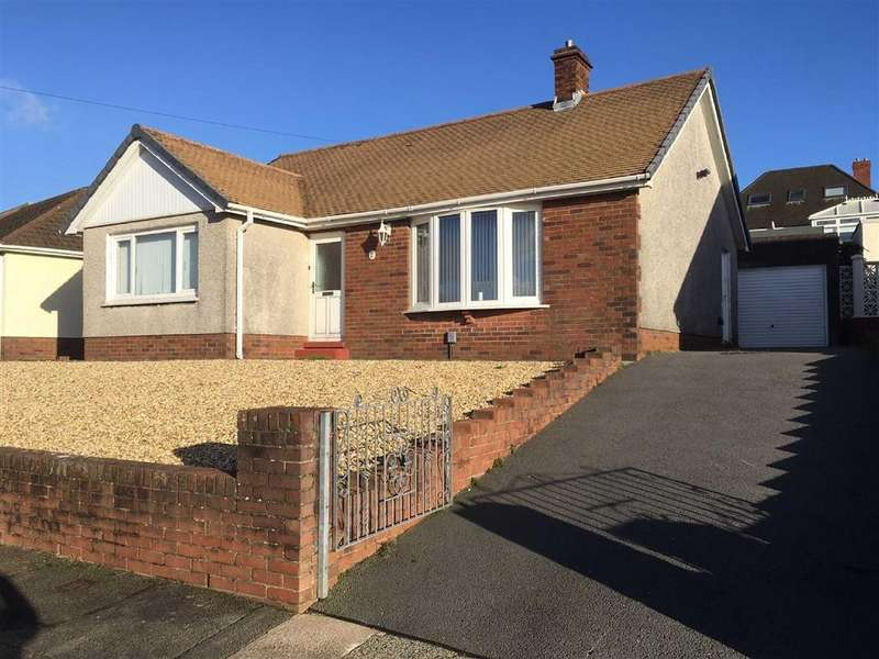 3 Bedrooms Detached Bungalow for sale in Glanbran Road, Birchgrove, Swansea