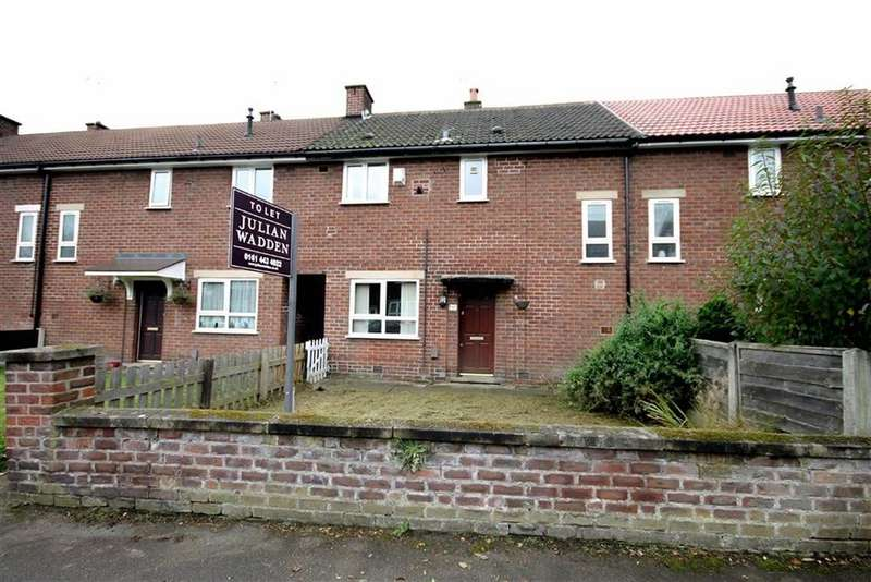 3 Bedrooms Terraced House for rent in Hassop Road, Stockport