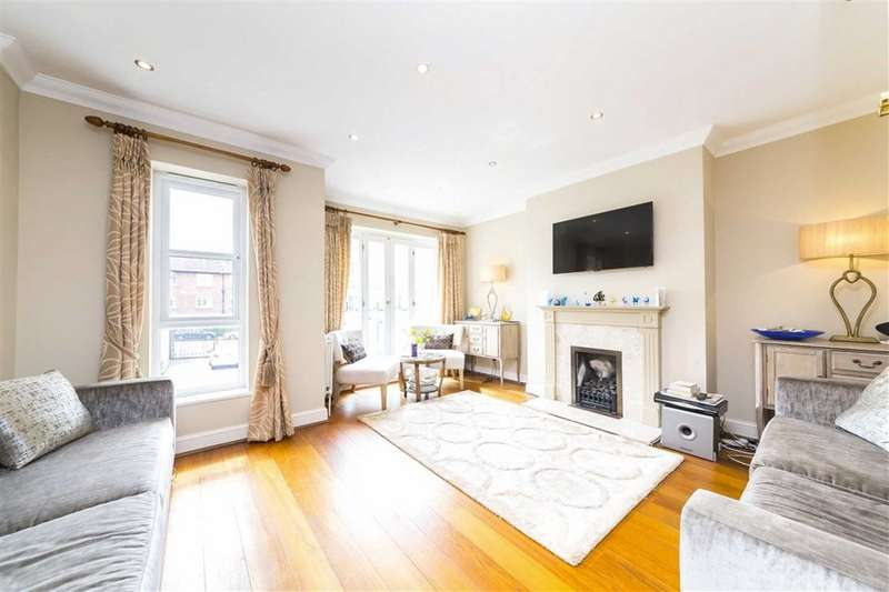 3 Bedrooms House for sale in Berridge Mews, London, NW6