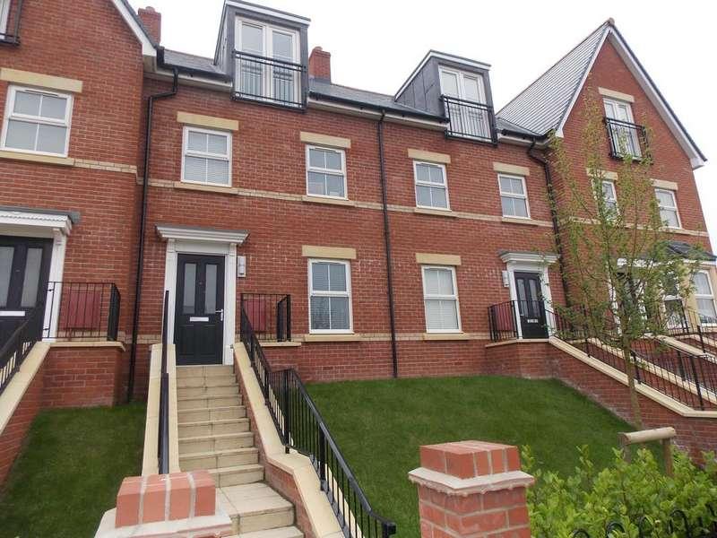 3 Bedrooms Terraced House for rent in Tollemache Walk, Felixstowe