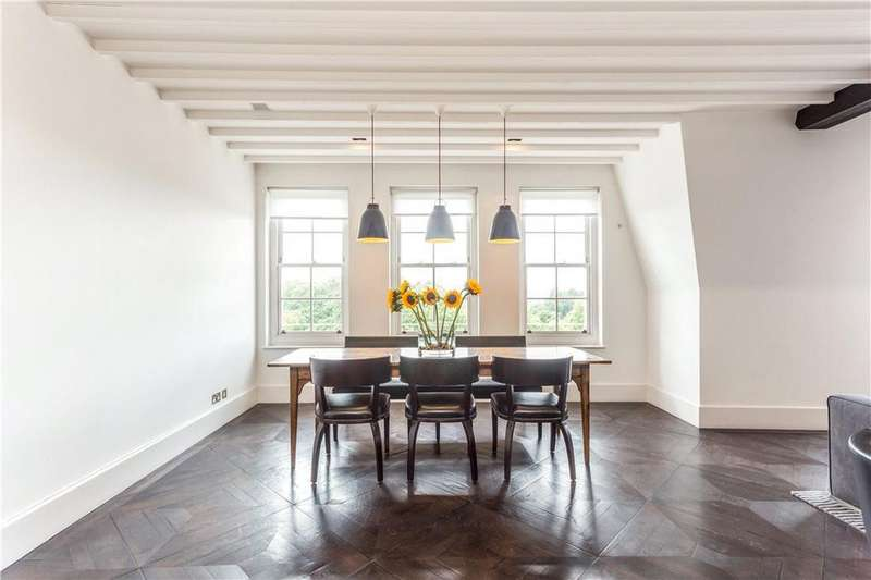 2 Bedrooms Penthouse Flat for sale in Latymer House, 134 Piccadilly, London, W1J