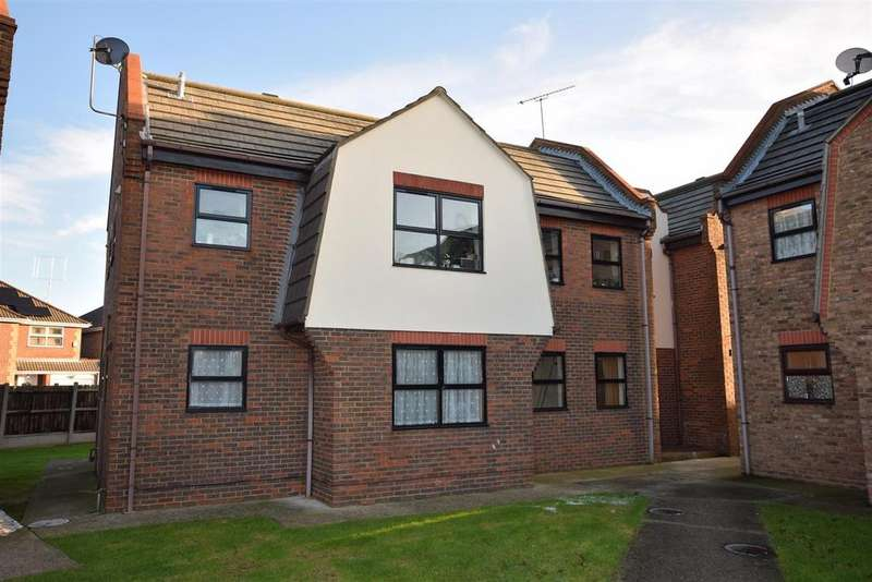 1 Bedroom Apartment Flat for sale in The Ashleighs, Sanders Road, Canvey Island