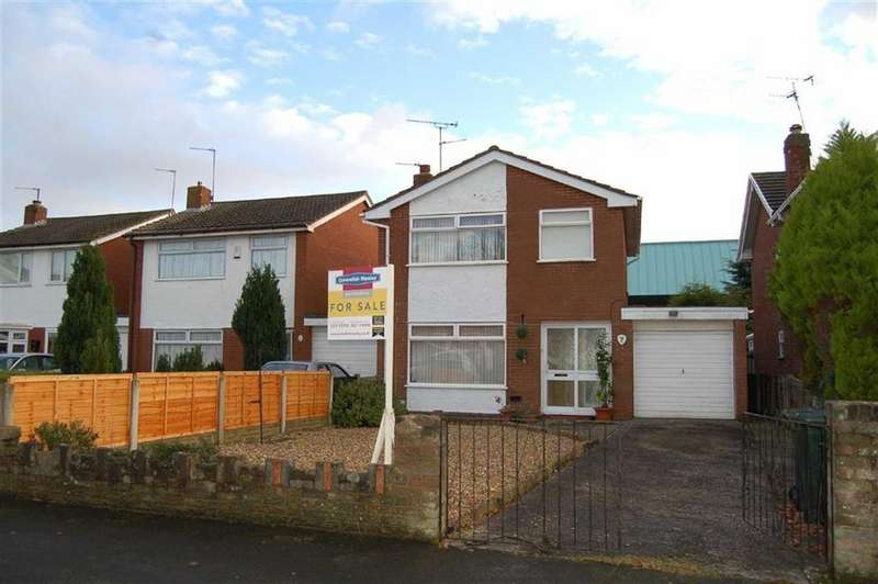 3 Bedrooms Detached House for sale in Cavendish Gardens, Whitby, Ellesmere Port