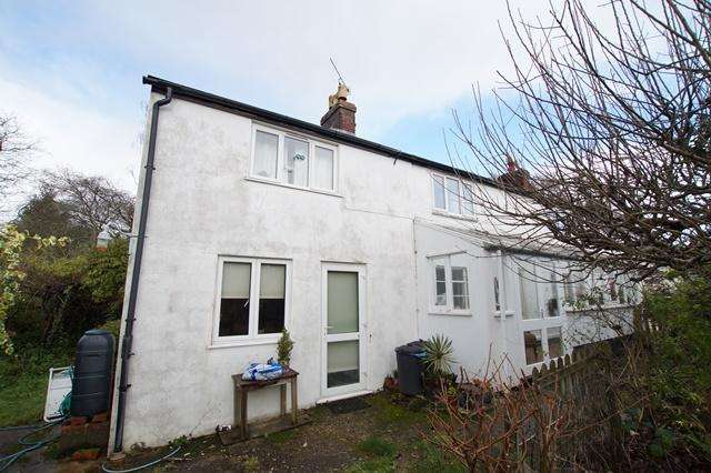 3 Bedrooms Semi Detached House for sale in Shute Lane, Iwerne Minster, Blandford Forum