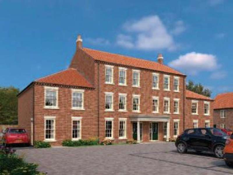 4 Bedrooms Town House for sale in Blossom Grove, London Road, Retford