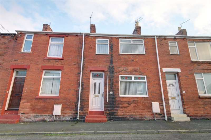 3 Bedrooms Terraced House for sale in Iveson Terrace, Sacriston, Durham, DH7