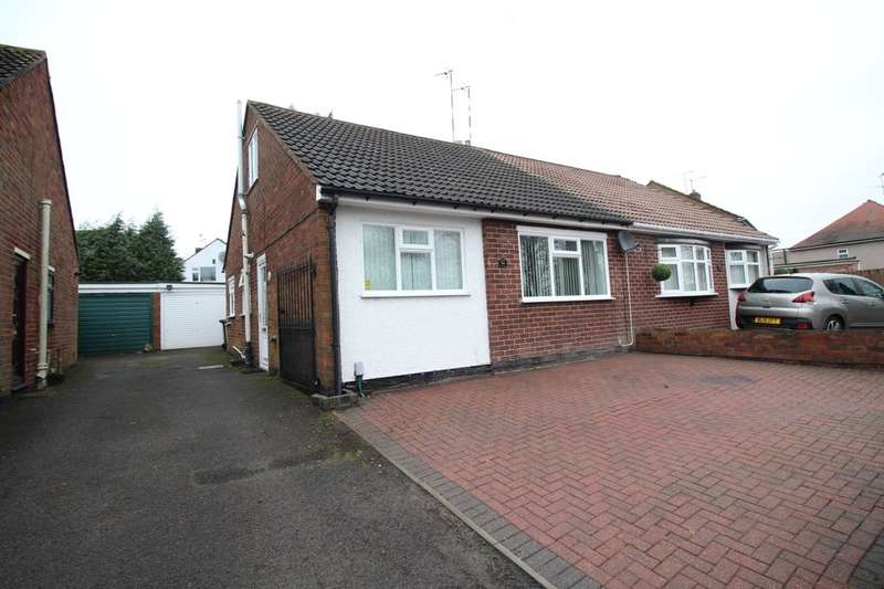 4 Bedrooms Semi Detached House for sale in Johnson Road, Bedworth, CV12
