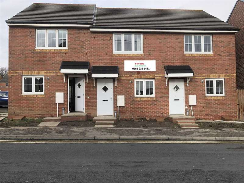 2 Bedrooms House for sale in Eden Court, Holden, Peterlee, County Durham