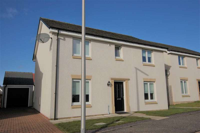 4 Bedrooms Detached Villa House for sale in Mcbaith Way, Dunfermline