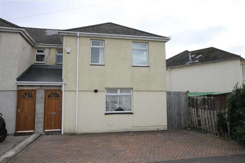 3 Bedrooms Semi Detached House for sale in The Crescent, Bedwas