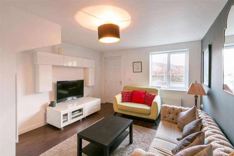 3 Bedrooms House for rent in Elmwood Park Court, Great Park, Newcastle Upon Tyne