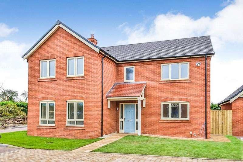 4 Bedrooms Detached House for sale in Station Road, Harvington, Evesham, Worcestershire, WR11