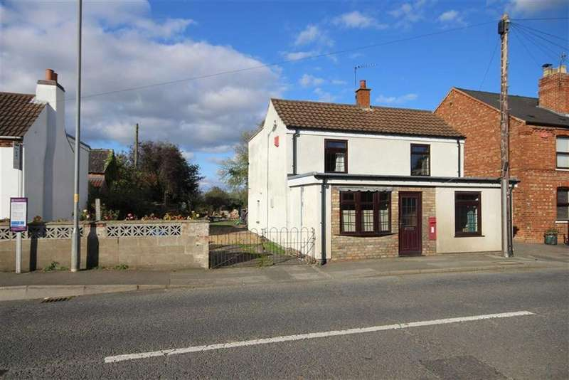 3 Bedrooms Detached House for sale in High Street, Faldingworth, Market Rasen, Lincolnshire
