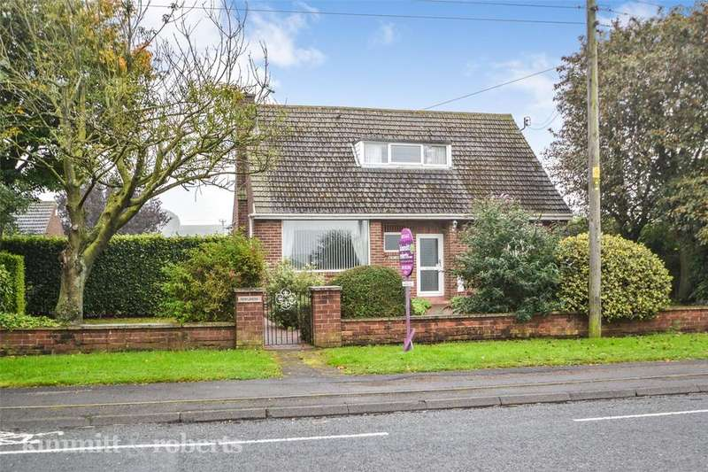 3 Bedrooms Detached Bungalow for sale in Loaning Burn, Easington Village, Peterlee, Co.Durham, SR8