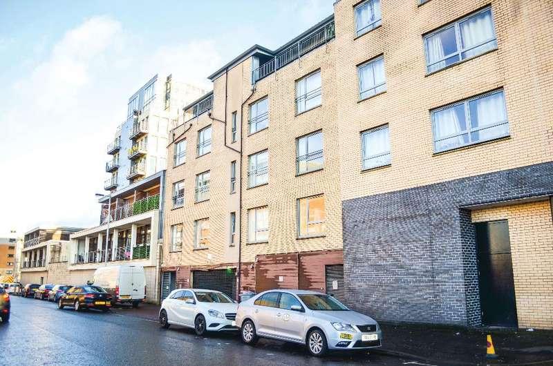 2 Bedrooms Flat for sale in Barrland Street, Flat 2/1, Pollokshields, Glasgow, G41 1RH