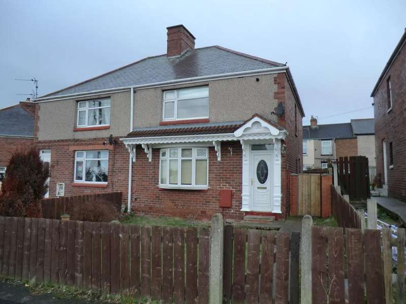 3 Bedrooms Semi Detached House for rent in Conistn Road, Ferryhill DL17