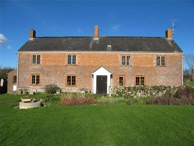 4 Bedrooms Detached House for sale in Whitchurch Canonicorum, Bridport, Dorset