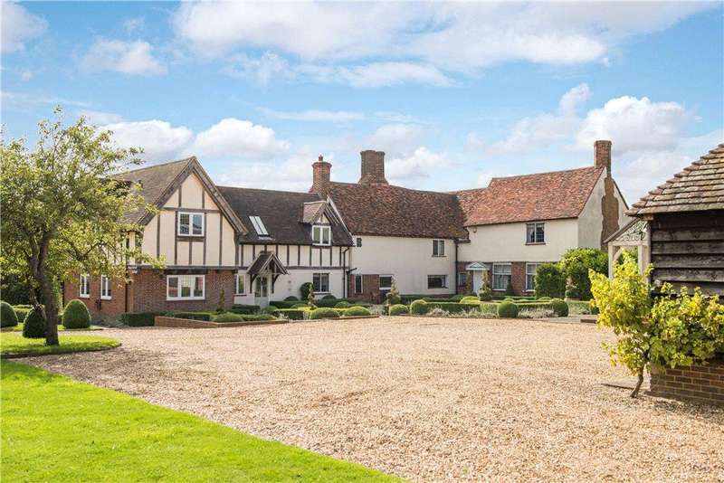 5 Bedrooms Unique Property for sale in Cottered, Buntingford, Hertfordshire
