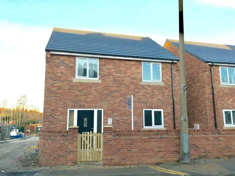 4 Bedrooms Detached House for sale in Greenfoot Lane, Barnsley S75