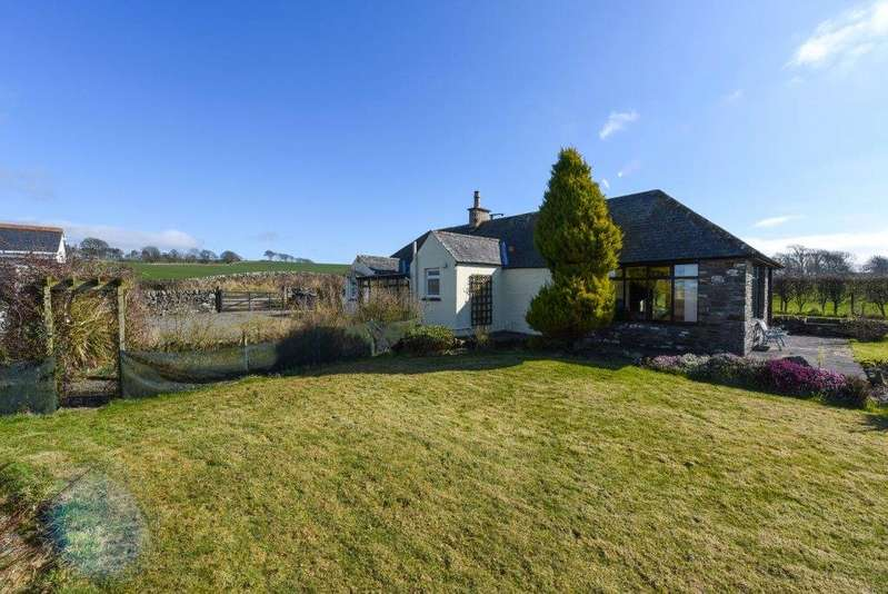 2 Bedrooms Detached House for sale in Barharrow Cottage, Gatehouse of Fleet, Castle Douglas, DG7