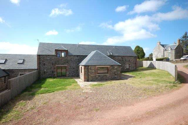 5 Bedrooms End Of Terrace House for sale in 1, Jeaniefield Steading, Blainslie, Galashiels, Scottish Borders, TD1