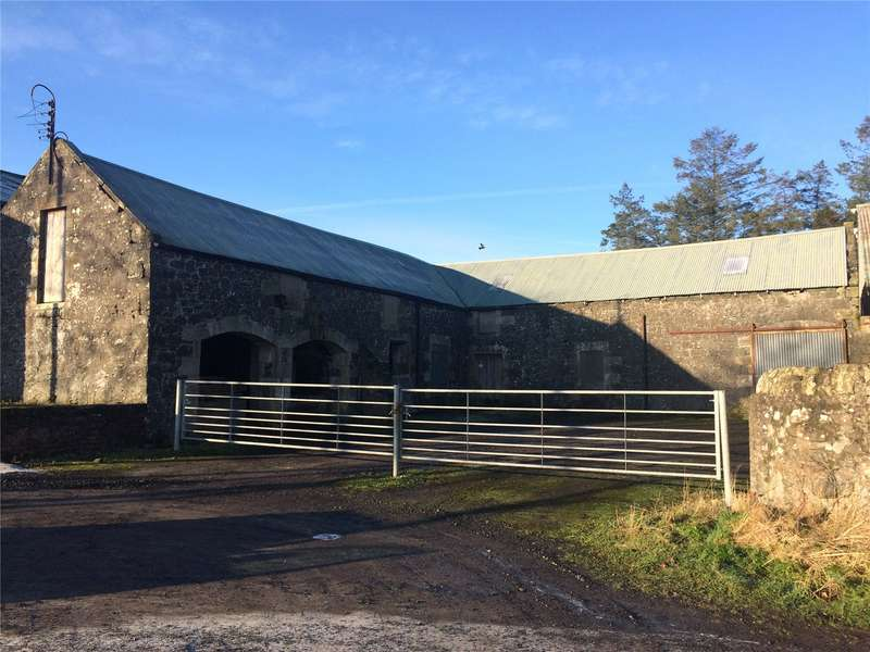 Land Commercial for sale in Little Muirhead Farm Steading, Craigrothie, Fife, KY15