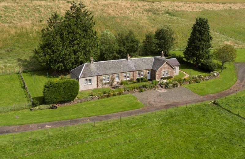 3 Bedrooms Detached House for sale in Lot 2 West Cottage, Hillside Of Row, Dunblane, Stirlingshire, FK15