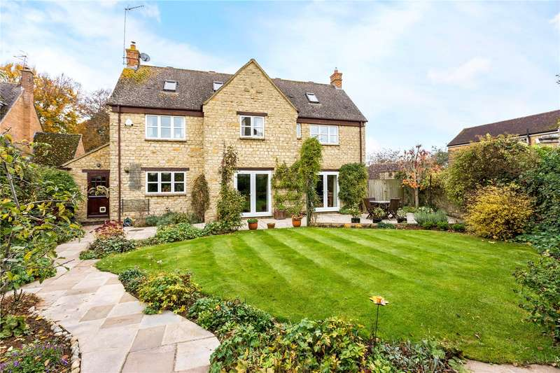 4 Bedrooms Detached House for sale in Woodway Road, Sibford Ferris, Banbury, Oxfordshire, OX15
