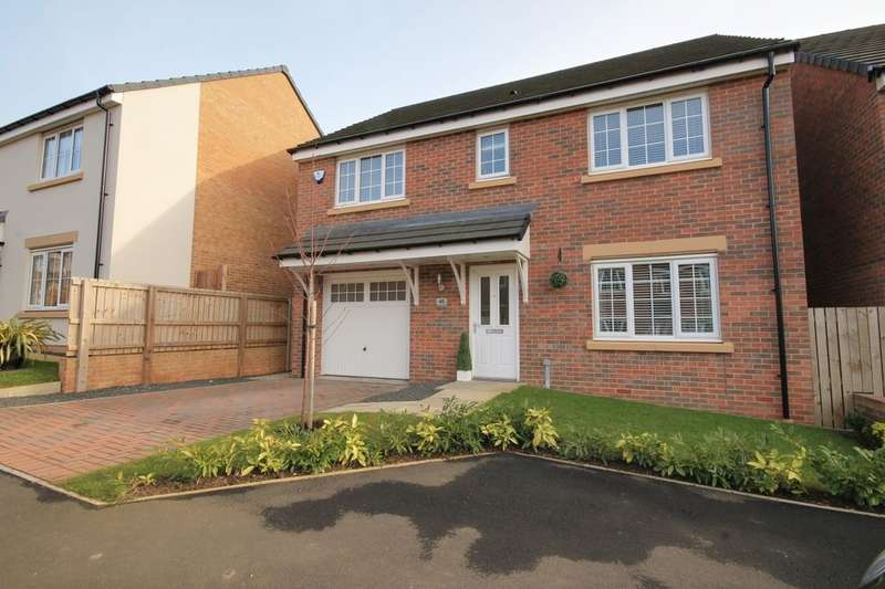 5 Bedrooms Detached House for sale in Cresta View, Houghton Le Spring, DH5