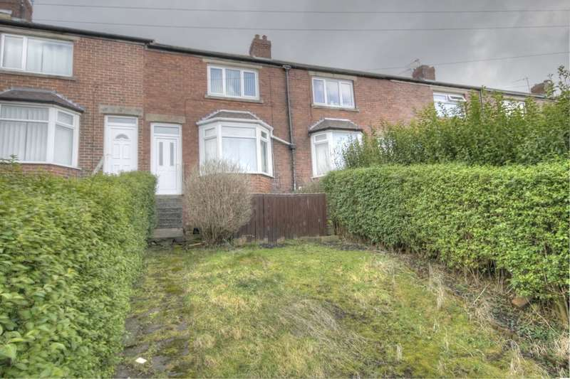 2 Bedrooms Property for sale in Beverley Gardens, Consett, DH8