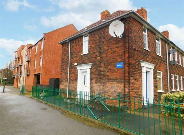 2 Bedrooms Flat for sale in Sykes Street, Hull, East Riding of Yorkshire
