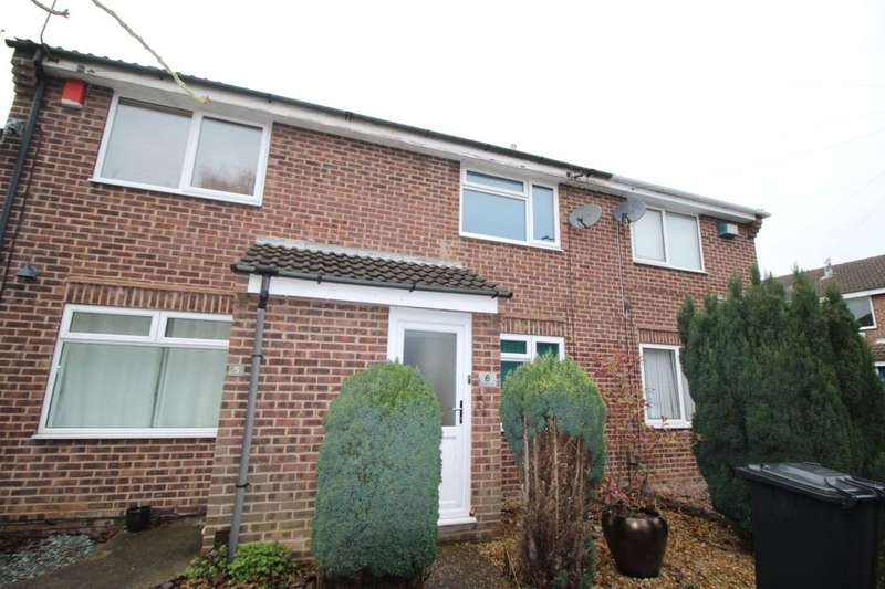 2 Bedrooms Property for rent in Dickens Court, Newthorpe, Nottingham, NG16