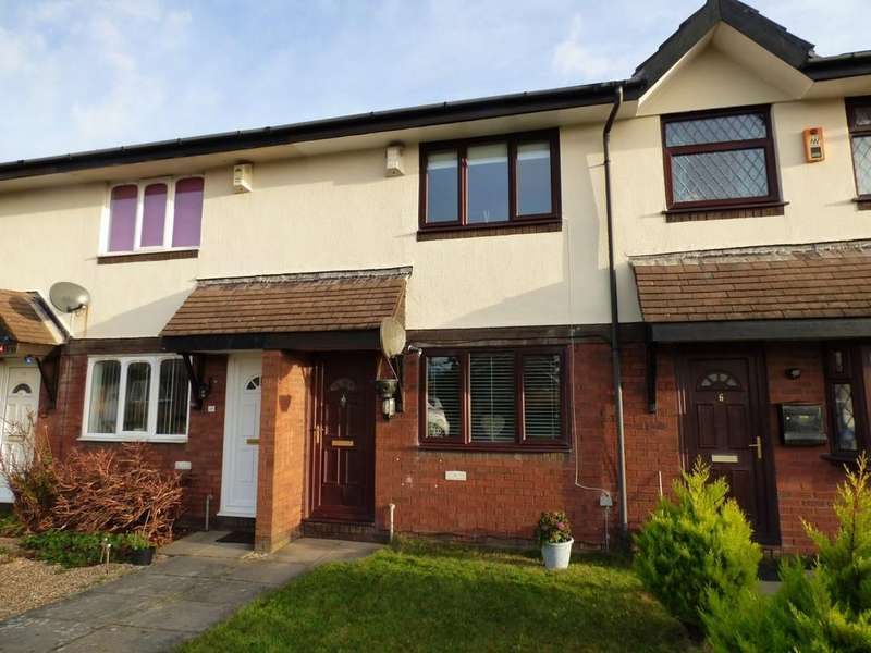 2 Bedrooms Terraced House for sale in 8 Napier Close