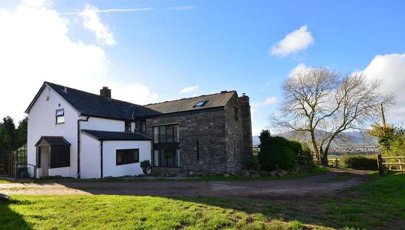 5 Bedrooms Cottage House for sale in Llantillio Perpholey, Abergavenny