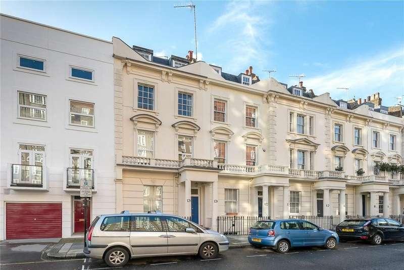 2 Bedrooms Flat for sale in Alderney Street, Pimlico, London