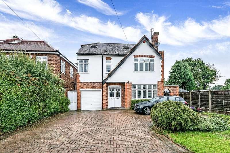 5 Bedrooms Detached House for sale in Spring Court Road, Enfield, EN2