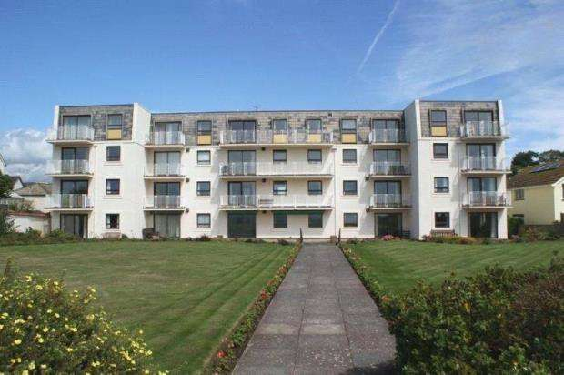 2 Bedrooms Flat for sale in The Rolle, 2 Fore Street, Budleigh Salterton, Devon