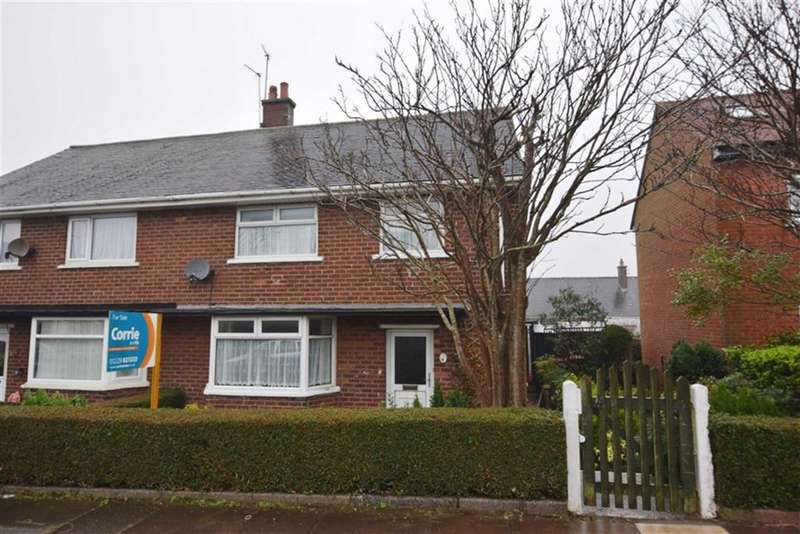 3 Bedrooms Semi Detached House for sale in Dale Bank, Barrow-in-Furness, Cumbria