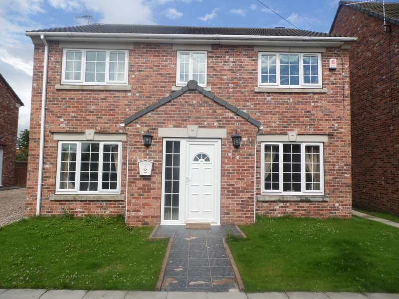 3 Bedrooms Detached House for rent in Cherry Tree House, Rushy Moor Lane, Doncaster