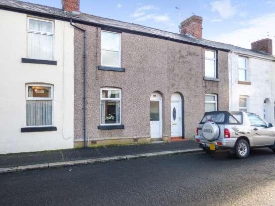 2 Bedrooms Terraced House for sale in Chester Street, Cumbria, Lancashire, LA14 4AL