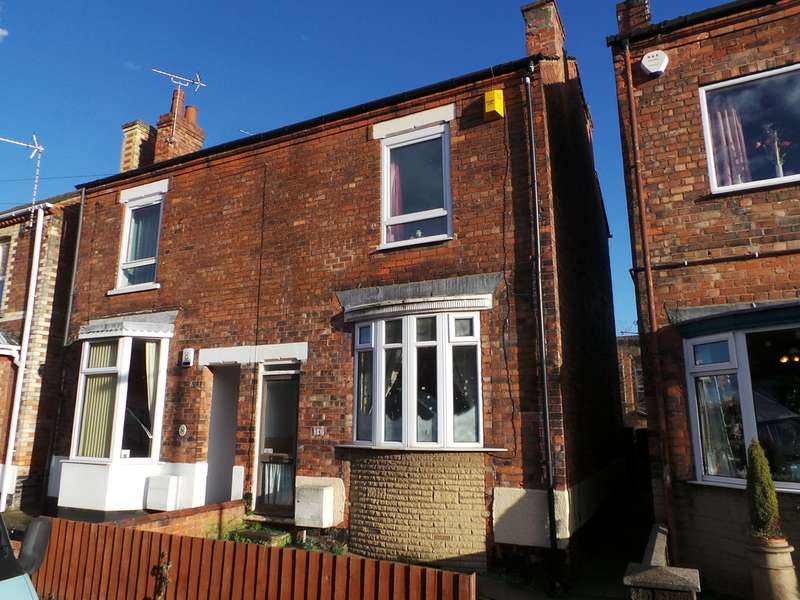 3 Bedrooms Semi Detached House for sale in Campbell Street, Gainsborough DN21