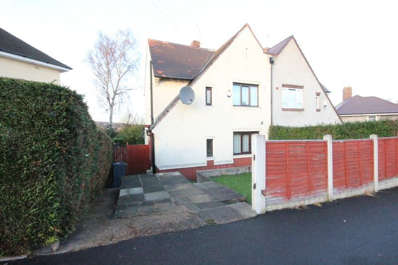 3 Bedrooms Semi Detached House for sale in Pollard Road, Sheffield S5
