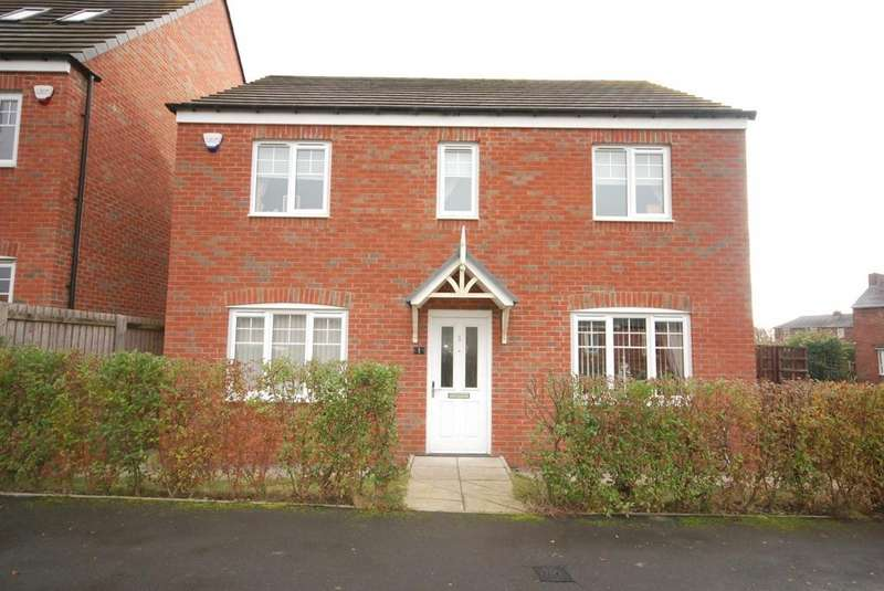 4 Bedrooms Detached House for sale in Bowes View, Birtley