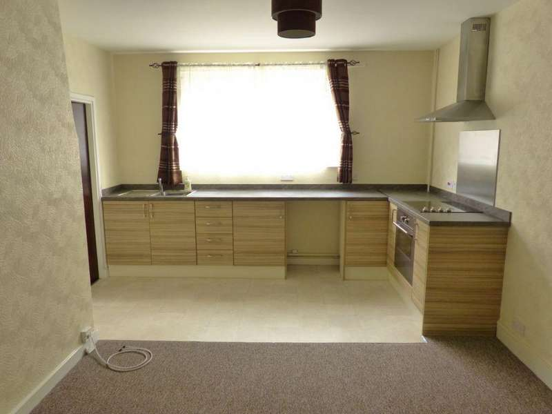 1 Bedroom Flat for rent in Liverpool Road North, Burscough, L40
