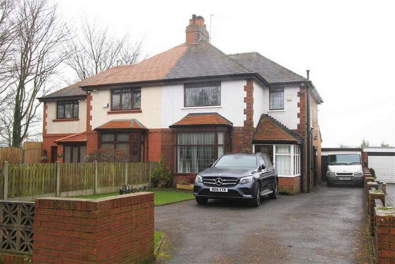 3 Bedrooms Semi Detached House for sale in 952, Oldham Road, Thornham, Rochdale, OL11