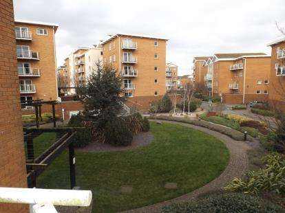 2 Bedrooms Flat for sale in Naples House, Judkin Court, Century Wharf, Cardiff Bay