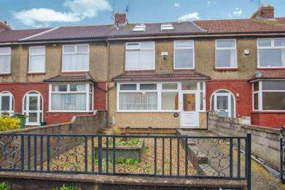6 Bedrooms Terraced House for sale in Fifth Avenue, Northville, Bristol